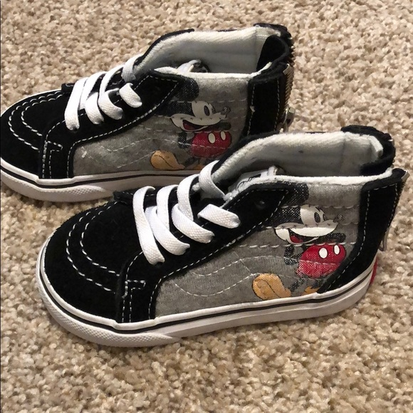 Vans Shoes | Infant Mickey Mouse Vans